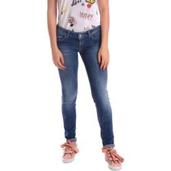 Vêtements Femme Jeans skinny Fornarina BER1H27D709R59 Bleu