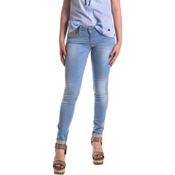 Vêtements Femme Jeans skinny Fornarina BER1H37D709R60 Bleu