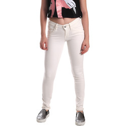 Vêtements Femme Jeans skinny Fornarina BER1H37D73409S Blanc