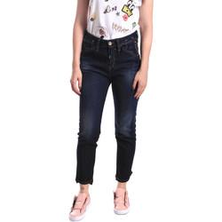 Vêtements Femme Jeans slim Fornarina BER1I44D790V3 Bleu