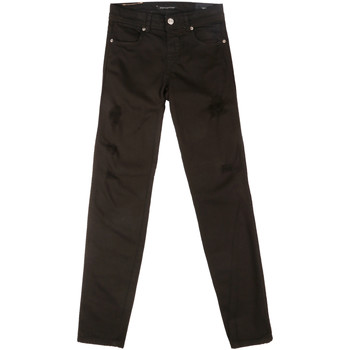 Vêtements Femme Jeans slim Fornarina BER1I86D844BP Noir