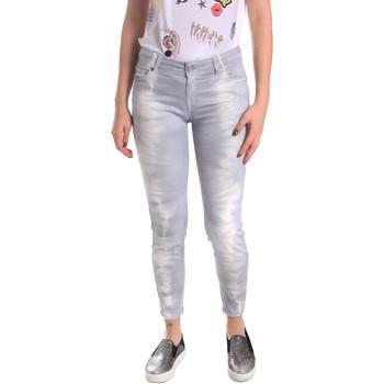 Vêtements Femme Jeans boyfriend Fornarina BER1L01D851GD Gris