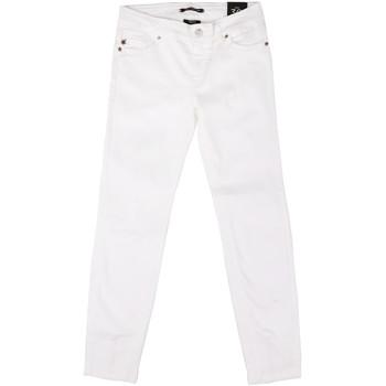 Vêtements Femme Jeans slim Fornarina BER1L01D851VJ Blanc