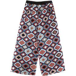 Vêtements Femme Pantalons fluides / Sarouels Fornarina BER1L08C98294 Noir