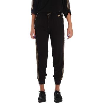 Vêtements Femme Pantalons de survêtement Fornarina SE171L96C99700 Noir