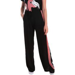 Vêtements Femme Pantalons de survêtement Fornarina SE171L97C99700 Noir