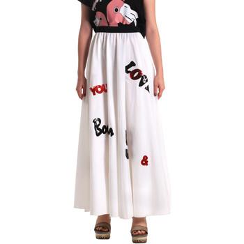 Vêtements Femme Jupes Fornarina SE172B94CA1609 Blanc