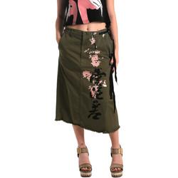 Vêtements Femme Jupes Fornarina SE172C10G29231 Vert