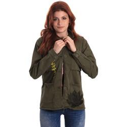 Vêtements Femme Chemises / Chemisiers Fornarina SE173C28G29231 Vert