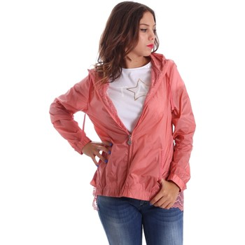 Vêtements Femme Coupes vent Fornarina SE173C30N29968 Rose