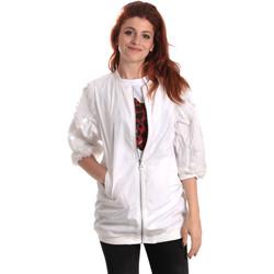 Vêtements Femme Coupes vent Fornarina SE173C31N30009 Blanc