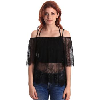 Vêtements Femme Tops / Blouses Fornarina SE174575H26700 Noir