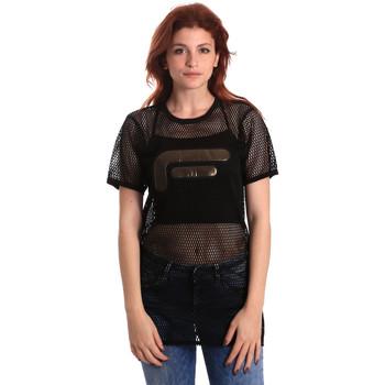 Vêtements Femme Tops / Blouses Fornarina SE175J69H26600 Noir