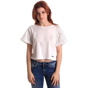 Vêtements Femme Tops / Blouses Fornarina SE175J88JG1309 Blanc