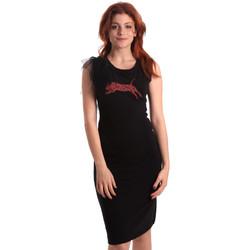 Vêtements Femme Robes courtes Fornarina SE178D55F42400 Noir