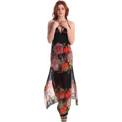 Vêtements Femme Robes longues Fornarina SE178D67CA0700 Noir