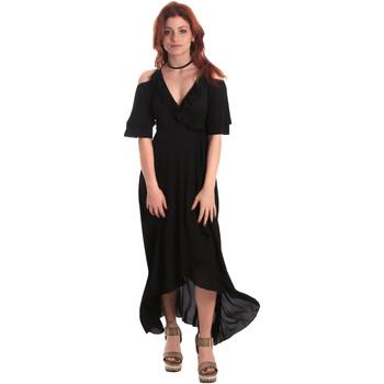 Vêtements Femme Robes longues Fornarina SE178D69CA2000 Noir