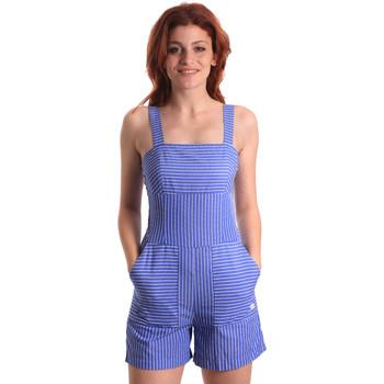 Vêtements Femme Combinaisons / Salopettes Fornarina SE178D80CA1411 Bleu