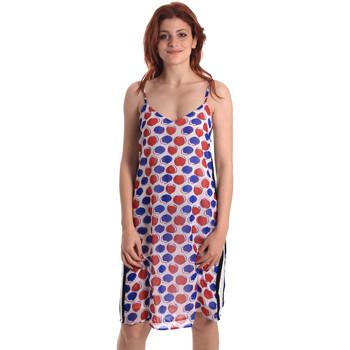 Vêtements Femme Robes courtes Fornarina SE178D82CA0676 Blanc