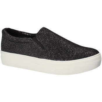 Chaussures Femme Slip ons Fornarina PE17EY1118G000 Noir