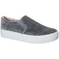 Chaussures Femme Slip ons Fornarina PE17EY1118G090 Gris
