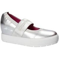Chaussures Femme Ballerines / babies Fornarina PE17MJ1004M090 Gris