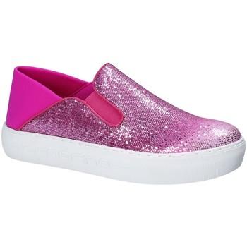 Chaussures Femme Slip ons Fornarina PE17YM1002V062 Rose