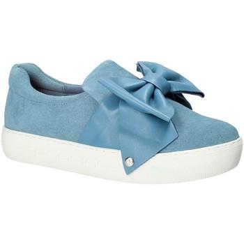 Chaussures Femme Slip ons Fornarina PE17YM9608S018 Bleu