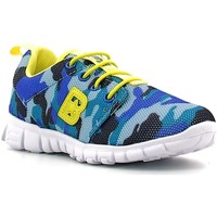 Chaussures Enfant Baskets basses Blaike BS180003S Bleu