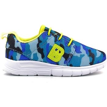 Chaussures Enfant Baskets basses Blaike BS200001S Bleu