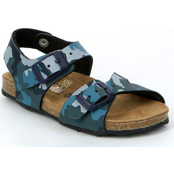 Chaussures Enfant Sandales et Nu-pieds Grunland SB0911 Bleu