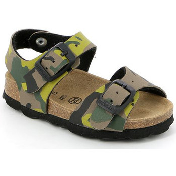 Chaussures Enfant Sandales et Nu-pieds Grunland SB0169 Vert