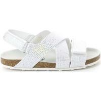 Chaussures Enfant Sandales et Nu-pieds Grunland SB0813 Argent