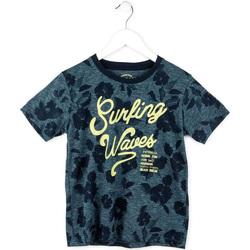 Vêtements Garçon T-shirts manches courtes Losan 713 1009AA Bleu