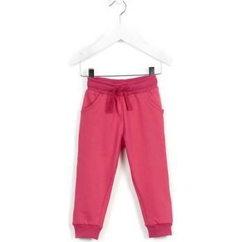 Vêtements Enfant Pantalons de survêtement Losan 626 6014AD Rose