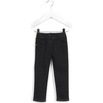 Vêtements Enfant Jeans slim Losan 626 9002AD Noir