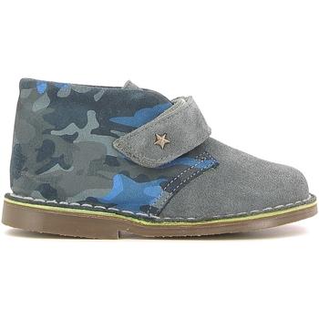 Chaussures Enfant Boots Grunland PO0933 Gris