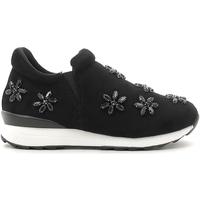 Chaussures Fille Slip ons Holalà HS040001S Noir