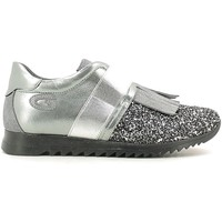 Chaussures Fille Slip ons Alberto Guardiani GK22104G Argent