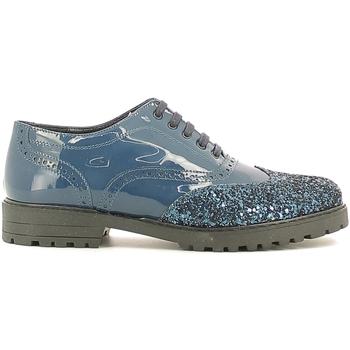 Chaussures Enfant Derbies Alberto Guardiani GK21000G Bleu