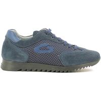 Chaussures Enfant Baskets basses Alberto Guardiani GK22343G Bleu