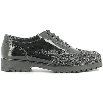 Chaussures Enfant Derbies Alberto Guardiani GK22100G/--B/XV00-- Noir