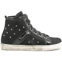 Chaussures Enfant Baskets montantes Naurora NA-290 Noir