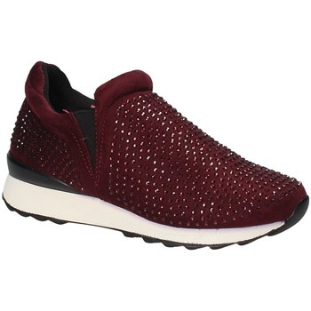 Chaussures Enfant Slip ons Holalà HS040001S Rouge