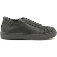 Chaussures Fille Slip ons Holalà HS050005L Noir
