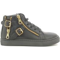 Chaussures Enfant Baskets montantes Holalà HS050007L Noir