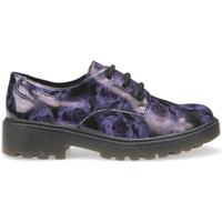 Chaussures Enfant Derbies Geox J6420M 000FC Noir