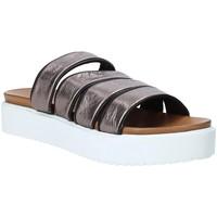 Chaussures Femme Mules Grunland CI1517 Gris