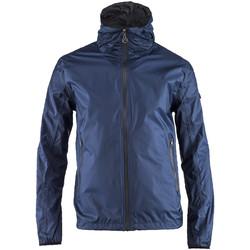 Vêtements Homme Coupes vent Lumberjack CM45823 002 412 Bleu