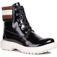 Chaussures Femme Bottines Geox D847AB 000BC Noir